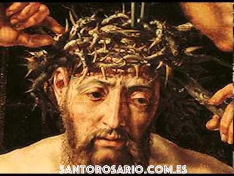 Tercer Misterio Doloroso: La coronación de espinas
