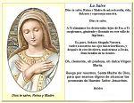 la salve del santo rosario