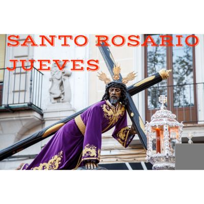 Santo Rosario de Hoy Jueves 27 Agosto 2020 MISTERIOS LUMINOSOS