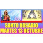 Santo Rosario de Hoy Martes 13 Octubre 2020 - Misterios Dolorosos