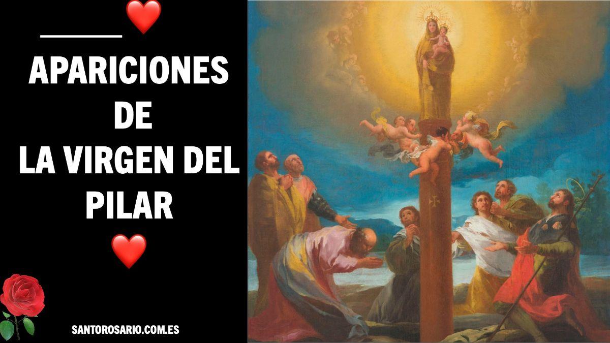 Apariciones de la Virgen del Pilar