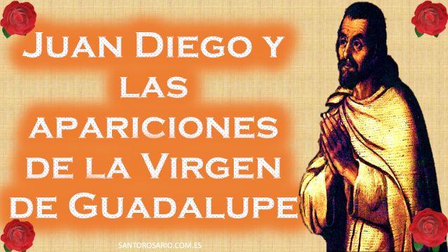 Juan Diego y las apariciones de la Virgen de Guadalupe-juan-diego-cuauhtlatoatzin